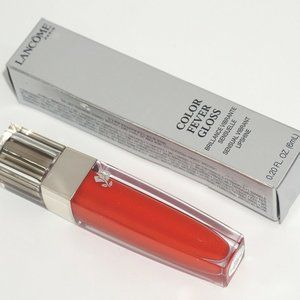 NIB Lancôme Color Fever Gloss - Raging Envy (158)